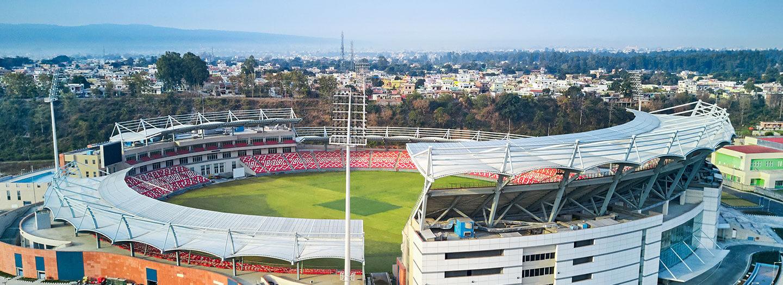 Rajiv Gandhi International Cricket Stadium   IPL Stadiums   KreedOn